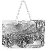 Opera: Grand Duchess, 1867 Weekender Tote Bag by Granger