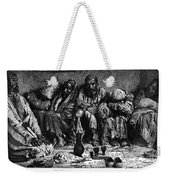 Opium Addicts, 1868 Weekender Tote Bag
