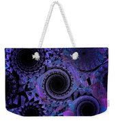 Optical Illusion Weekender Tote Bag