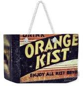Orange Kist Weekender Tote Bag