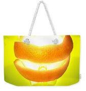 Orange Lamp Weekender Tote Bag