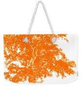 Orange Oak Weekender Tote Bag