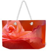 Orange Sensation Weekender Tote Bag