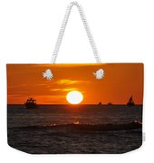 Orange Sunset I Weekender Tote Bag
