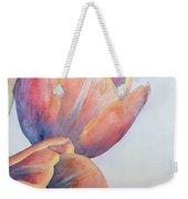 Orange Tulips II Weekender Tote Bag