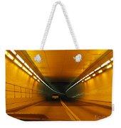 Orange Tunnel In Dc Weekender Tote Bag