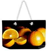 Oranges Weekender Tote Bag