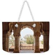 Orchha's Palace India Weekender Tote Bag