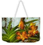 Orchid - Oncidium - Ripened   Weekender Tote Bag
