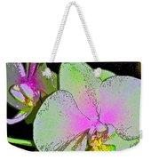 Orchid 5 Weekender Tote Bag