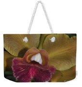 Orchid 85 Weekender Tote Bag