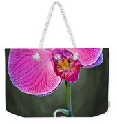 Orchid And Buds Weekender Tote Bag