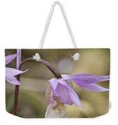Orchid Calypso Bulbosa - 1 Weekender Tote Bag