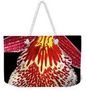 Orchid Hybrid Weekender Tote Bag