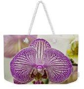 Orchid Originality Weekender Tote Bag
