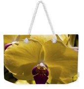 Orchid Study Vi Weekender Tote Bag