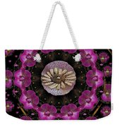 Orchids And Fantasy Flowers Weekender Tote Bag