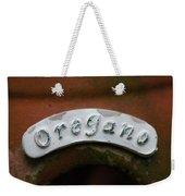 Oregano Weekender Tote Bag
