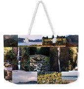 Oregon Collage From Sept 11 Pics Weekender Tote Bag