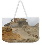 Oregon Sand Dunes Weekender Tote Bag