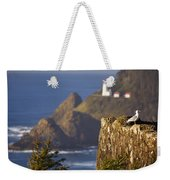 Oregon, United States Of America Heceta Weekender Tote Bag