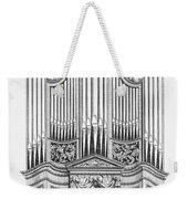 Organ, 1760 Weekender Tote Bag