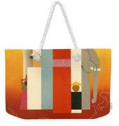 Orient Calls Weekender Tote Bag