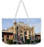 Orient Express Station In Istanbul Weekender Tote Bag