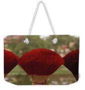 Oriental Hue Weekender Tote Bag