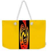 Ornamental Vase - Fire Weekender Tote Bag