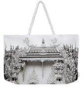 Ornate Architecture Weekender Tote Bag