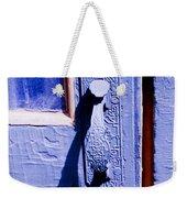 Ornate Door Handle Weekender Tote Bag