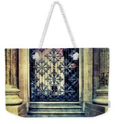 Ornate Entrance Gate Weekender Tote Bag