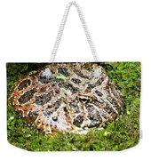 Ornate Horned Frog Weekender Tote Bag