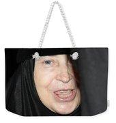 Orthodox Woman At Nativity Church Weekender Tote Bag