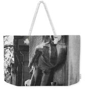 Oscar Wilde Monument Weekender Tote Bag