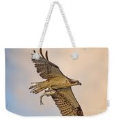 Osprey Catches Big Fish Weekender Tote Bag
