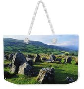 Ossians Grave, Co Antrim, Ireland Stone Weekender Tote Bag