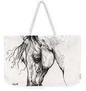 Ostragon Polish Arabian Horse 1 Weekender Tote Bag