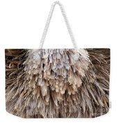 Ostrich Fluff Weekender Tote Bag