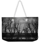 Other Side Of The Wind Weekender Tote Bag