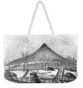 Otter Mountain, Virginia Weekender Tote Bag