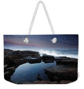 Otter Point Reflections II Weekender Tote Bag