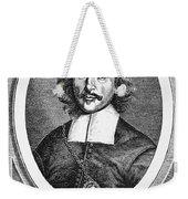 Otto Von Guericke (1602-1686) Weekender Tote Bag