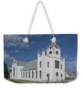 Our Lady Of Mercy Weekender Tote Bag