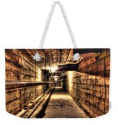 Our Lady Queen Of Angels Tunnels Detroit Mi Weekender Tote Bag