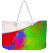 Our Words Have Color And Energy Weekender Tote Bag