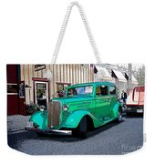Out In The Country Weekender Tote Bag