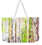 Out Of One Many Fractal Weekender Tote Bag