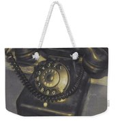 Out Of Service Weekender Tote Bag by Jutta Maria Pusl